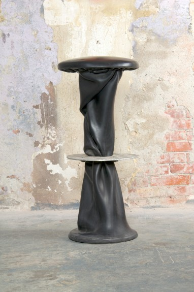 rubber bar stool