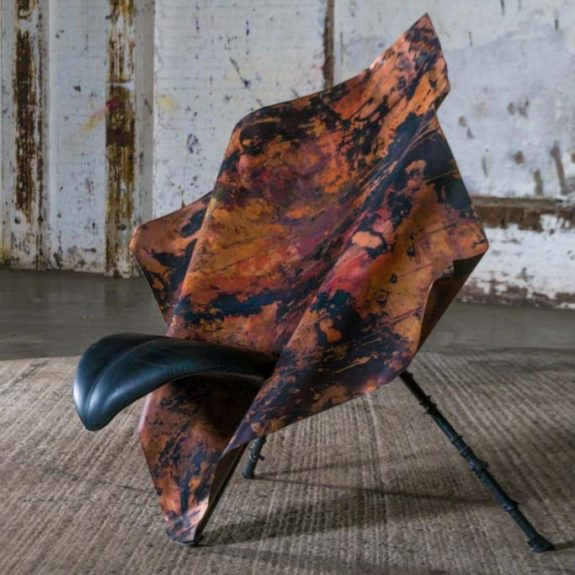 "Tongue chair ""Mick"" Image"